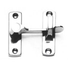 Shutter & Bi-fold Door Latch in (Shutter & Bi-fold Door Latch - Solid Brass)
