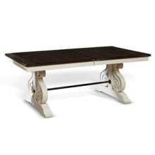 Carriage House Trestle Table