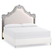 Bedroom Swirl 6/0-6/6 Venetian Uph Headboard