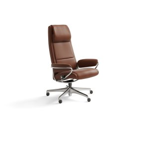 Stressless By EkornesStressless Paris High Back Star Base Office