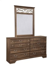 Allymore - Brown 2 Piece Bedroom Set