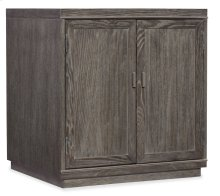 Home Office House Blend Two-Door Storage Unit