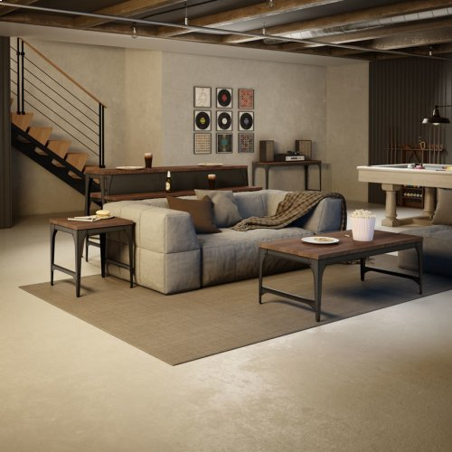 Elwood Living Room Island Base (long)