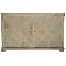 Rustic Patina Accent Chest in Sand (387)