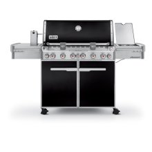 SUMMIT® E-670™ LP GAS GRILL - BLACK