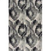 "CLEARANCE ITEM Reina 9515 Grey Illusion 5'3"" X7'7"""