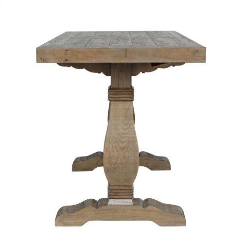 "Caleb Gathering Table 77"""