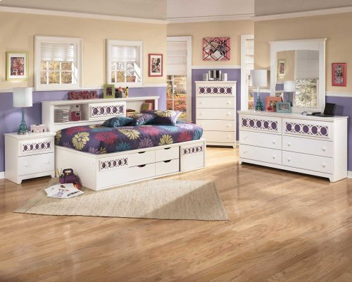 Twin Bookcase Side Rails