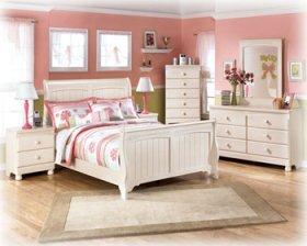 Cottage Retreat Bedroom Set