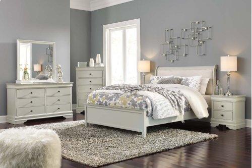Jorstad - Gray 2 Piece Bed Set (Queen)