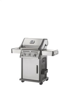 Napoleon Rogue® 365 Gas Grill with Infrared Side Burner.