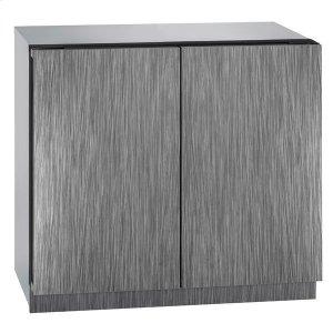"U-LINE36"" Refrigerator With Integrated Solid Finish (115 V/60 Hz Volts /60 Hz Hz)"