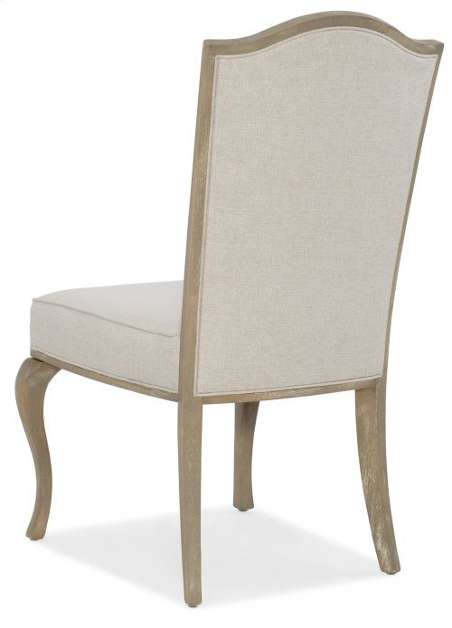 Dining Room Modern Romance Upholstered Side Chair