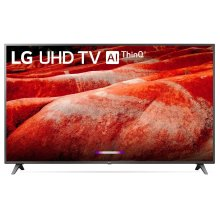 "82"" 4K HDR Smart LED TV w/ AI ThinQ"
