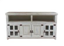 """Marfa White 60"""" TV Stand"""