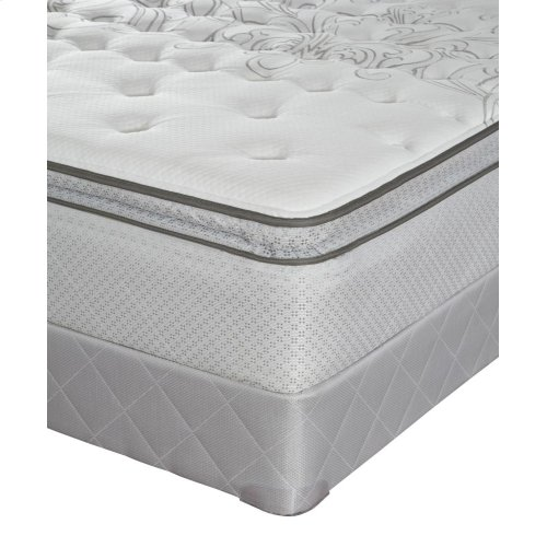 Posturepedic - Classic Series - Welland - Cushion Firm - Euro Pillow Top - Queen