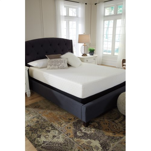 "10"" Memory Foam Mattress with Adjustable Base"
