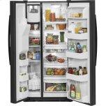 GE ®23.2 Cu. Ft. Side-By-Side Refrigerator