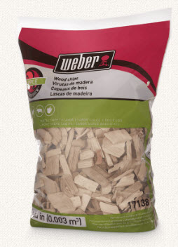 WeberApple Wood Chips