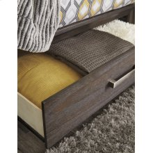 K/CK Storage Footboard