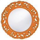 Glendale Mirror - Glossy Orange Product Image