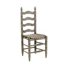 Farm House Chair in Antique Gray