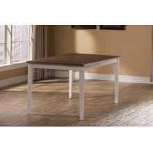 Bayberry / Embassy Rectangle Dining Table