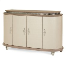 Upholstered Sideboard
