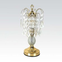 CRYSTAL TABLE LAMP