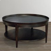 Commonwealth Round Cocktail Table