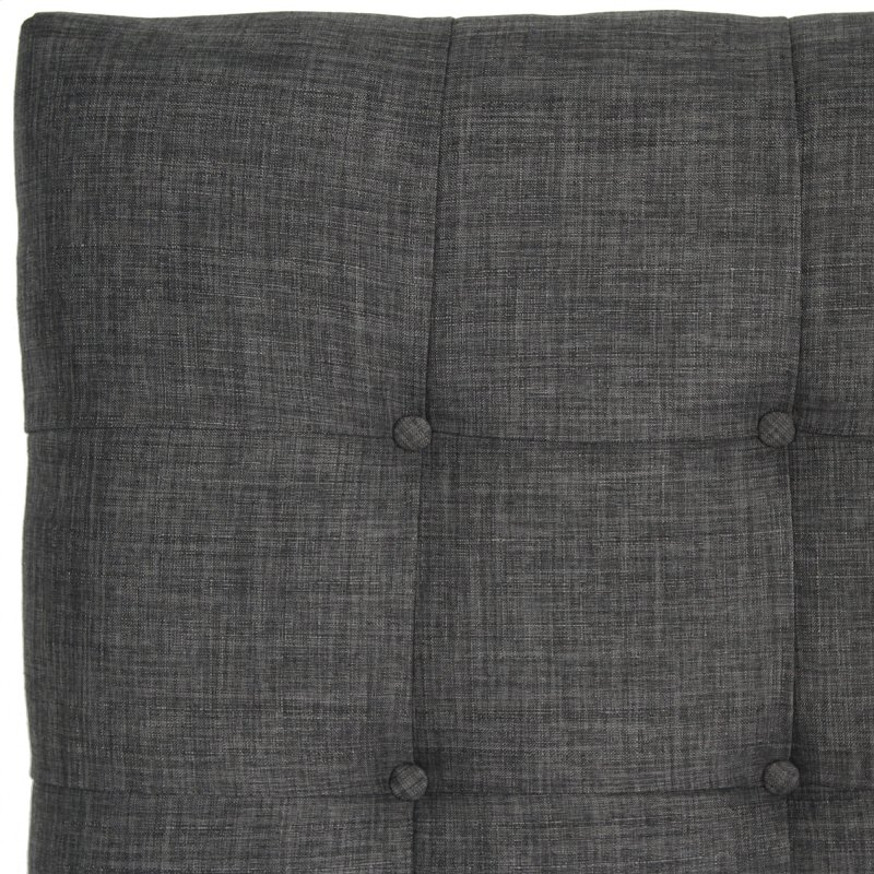 b661c6510e7b Strasbourg Button-Tuft Upholstered Headboard with Adjustable Height