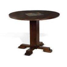 Santa Fe Drop Leaf Table w/ Slate