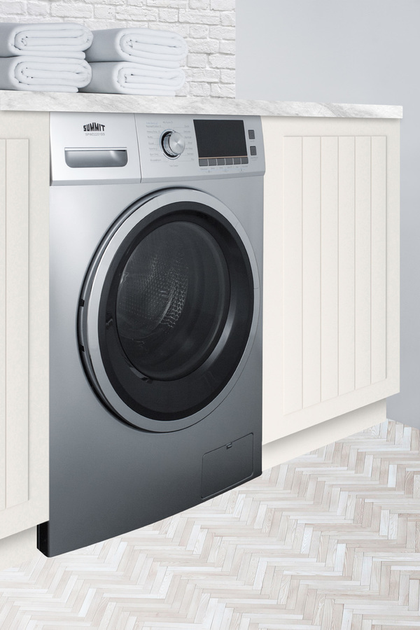 Spwd2201sssummit 24 Quot Wide 115v Washer Dryer Combo For Non
