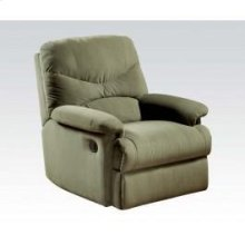 Sage Microfiber Recliner Chair