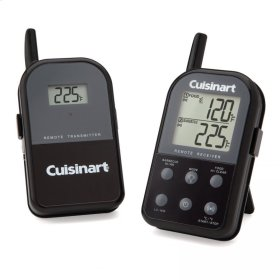 Wireless Dual Probe Grilling Thermometer
