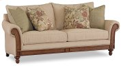 Living Room Windward Dart Honey Sofa Product Image