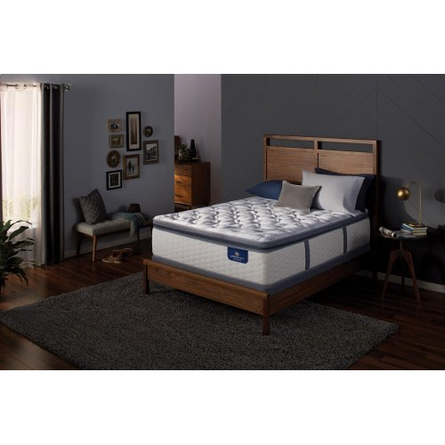 Perfect Sleeper - Ultimate - Reedman - Super Pillow Top - Firm - Queen