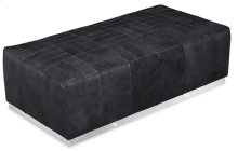 Living Room Billy Leather Cocktail Ottoman