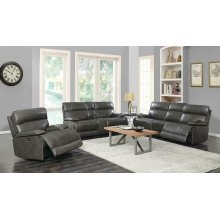 3pcs (sofa + Loveseat + Recliner)