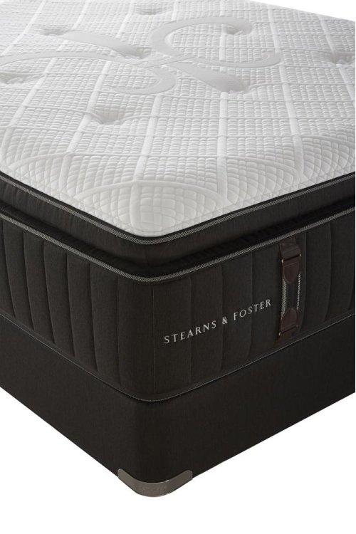 Reserve Collection - No. 1 - Euro Pillow Top - Plush - King