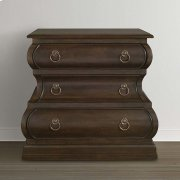 Classics by Bassett 3 Drawer Nightstand Product Image