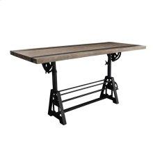 """Walden Adjustable Desk 72"""""""