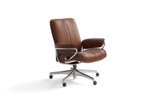 Stressless City Low Back Star Base Office