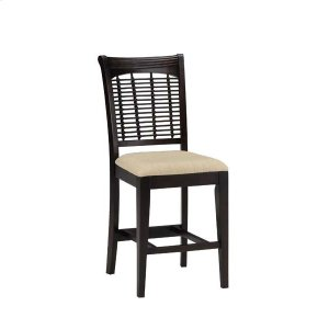 Hillsdale FurnitureBayberry Non-swivel Counter Stool - Dark Cherry