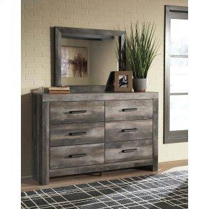 Ashley Furniture Wynnlow - Gray 2 Piece Bedroom Set