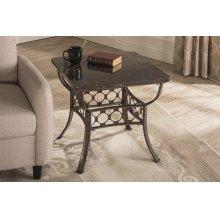 Brescello Square End Table