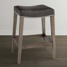 Bench*Made Maple Counter Saddle Stool