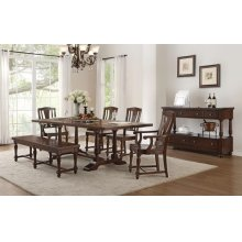 TANNER DINING TABLE