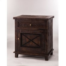Pavia 1 Drawer / 1 X Door Cabinet