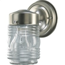 1LT JELLY JAR W-MNT - STN